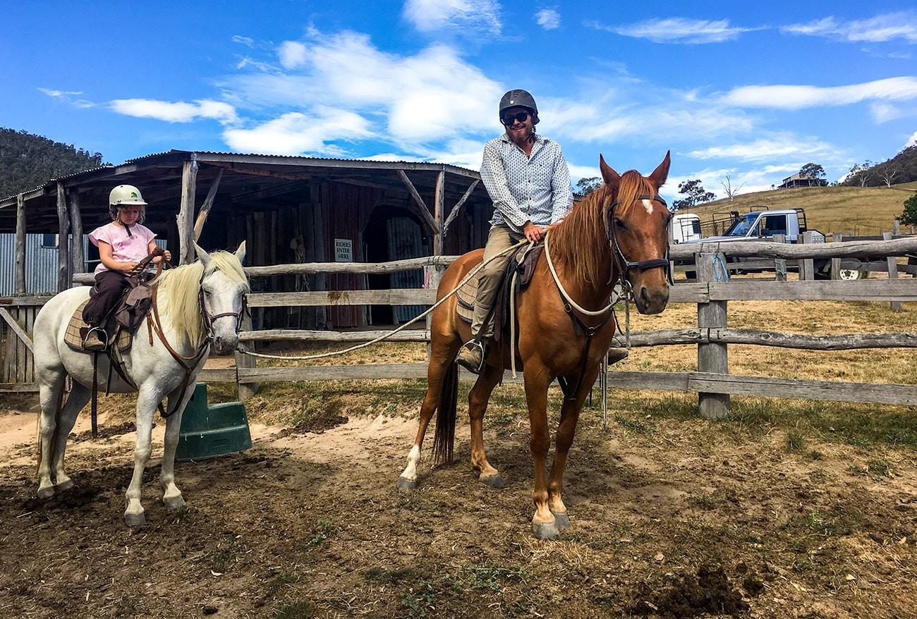 Monter à cheval et travailler dans un ranch en Australie
