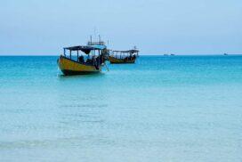 Koh Rong Samloem: 4 jours sur une île paradisiaque