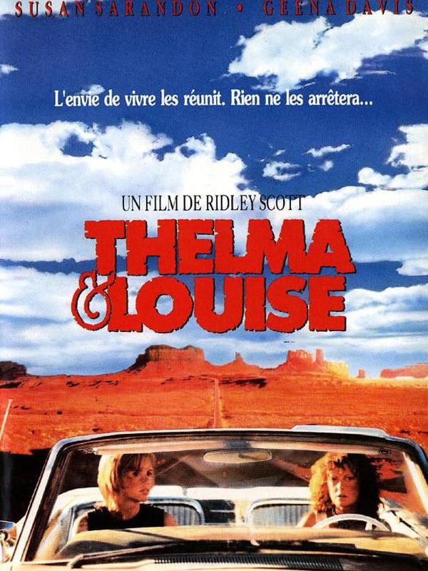 film pour voyager : thelma et louise