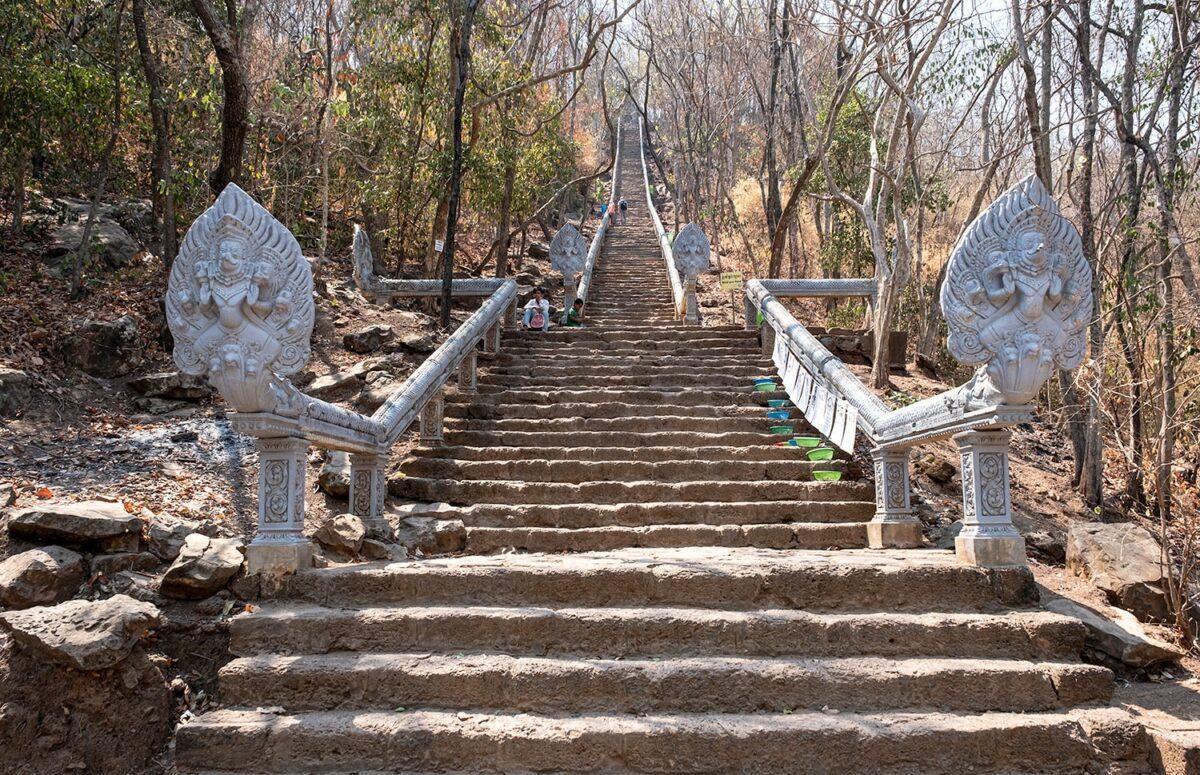 Voyager au cambodge hors des sentiers battus temple battambang