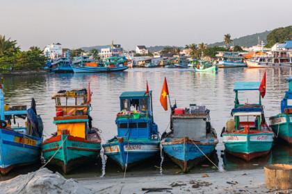 Phu Quoc île paradisiaque à proximité de la frontière vietnam Cambodge