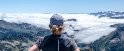 Randonnée pic de Néouvielle, vue depuis le sommet